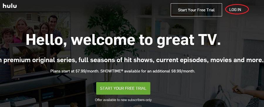 Hulu Plus login | www.hulu.com | Hulu Plus Sign in www ...