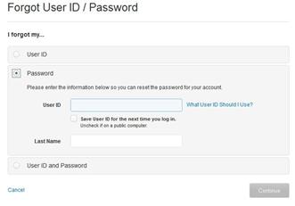 att net email login password recover
