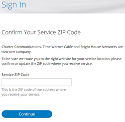 charter email login sign in