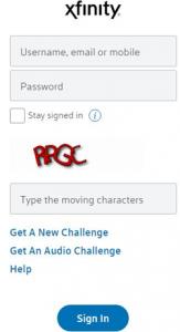 comcast email login signin