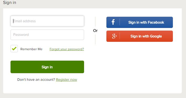 gumtree login