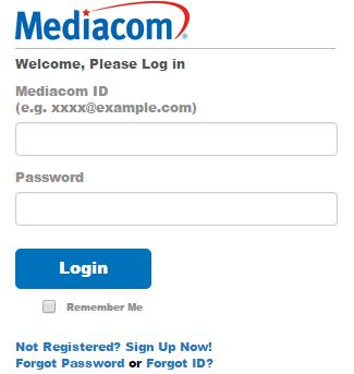 mchsi email login