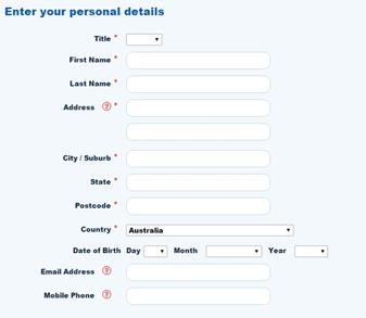 opal account registration