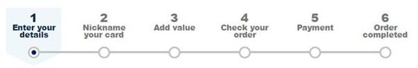 opal card order process