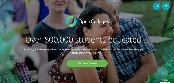 open college australia