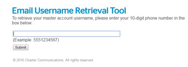 roadrunner email login username recover