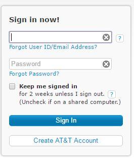 sbcglobal email login att