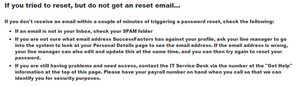 success factors login reset