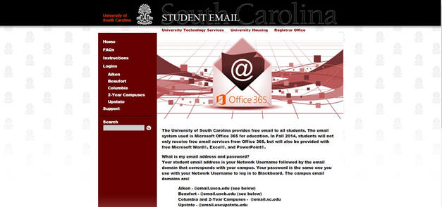 USC Email Login | How to Login to USC Email sc edu Email Login