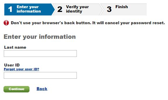 Kaiser Permanente login problem forgot password