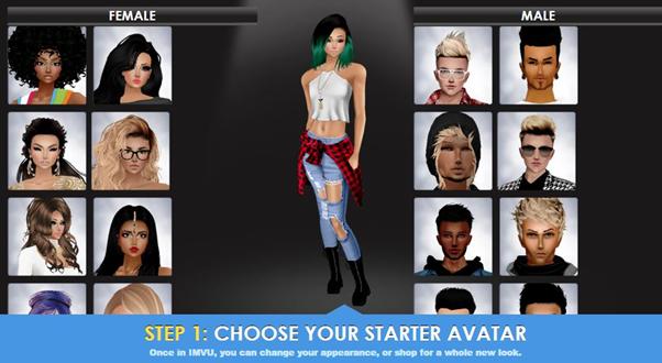 imvu avatar maker