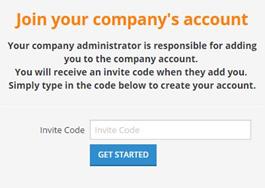 ncentral invite code