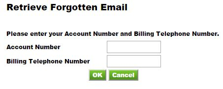 windstream login problem