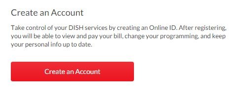 dish network new account