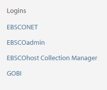 ebsco accounts
