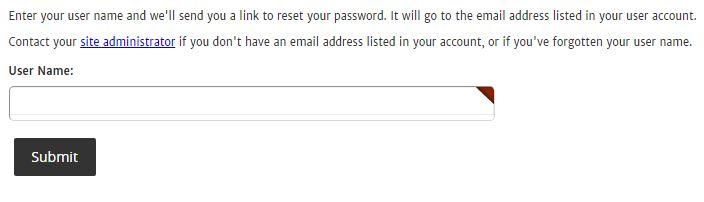 Skyward FBISD username recover