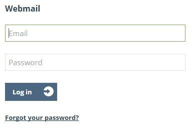 one webmail login