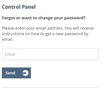 one webmail login control panel