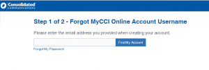 mycci online account login